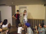 В ДК на Заречном провели физические и химические опыты для детей