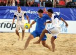 В начале августа в Волгограде пройдет турнир по пляжному футболу