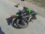 Трагедия на дороге: в поселке Коксовом погиб мотоциклист
