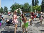 ДК на Заречном веселый и мокрый праздник – день Нептуна
