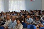 Торжественный прием в администрации белокалитвинского района в честь Дня строителя