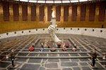 Волгоградский вечный огонь в зале Воинской славы потушат на год