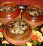 Рецепт: гречка по‑ярославски с грибами