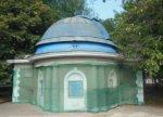Капитальный ремонт обсерватории в ростовском парке Горького, закончат в ближайшие месяцы