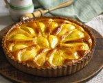 Рецепт: нормандский грушевый пирог