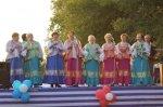В поселке Коксовом традиционное празднование дня Шахтера и дня поселка
