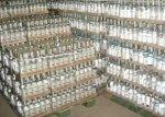 Сотрудники ДПС Волгоградской области изъяли 18 тонн поддельного алкоголя