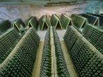 В Краснодарском крае снизилось производство водки, вин и шампанского