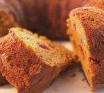 Рецепт: тыквенный кекс с брусникой