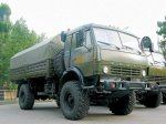 Под Таганрогом военный Камаз устроил тройное ДТП