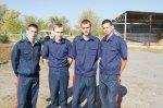 Белокалитвинские кадеты приняли участие в фестивале «Казачья станица Москва 2014»