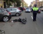В Ростове-на-Дону скутер врезался в «Газель», пострадали два подростка...