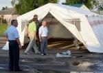 На Кубани размещено около 44 тыс. беженцев из Украины