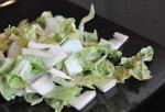 Салат из куриного филе с пекинской капустой