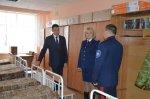 Михаил Корнеев посетил Белокалитвинский Матвея Платова казачий кадетский корпус