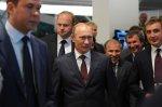 В Сочи пройдут переговоры Владимира Путина с наследным принцем Абу-Даби