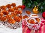 """Новогодние конфетки """"Тигриные"""""""