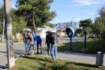 В Анапе студенты вышли на уборку улиц