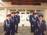 Всероссийская спартакиада допризывной казачьей молодежи