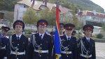 Белокалитвинские кадеты участвовали в финале  Всероссийской военно-спортивной игры «Казачий сполох»