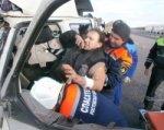 На Дону водителя зажало в машине после столкновения с грузовиком