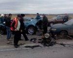 Три человека погибли в крупном ДТП под Новочеркасском