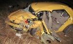 На трассе в Волгоградской области ВАЗ лоб в лоб столкнулся с Лифаном, один человек погиб