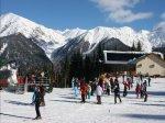 Сочи занял третье место в рейтинге бюджетных горнолыжных курортов Европы