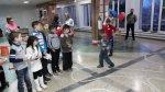 В Доме культуры микрорайона Заречный состоялась «ИГРА ЭСТАФЕТА»