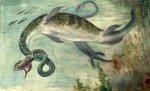 В Волгоградской области нашли кости гигантского плезиозавра