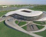 Главгосэкспертиза утвердила проект стадиона в Ростове к ЧМ-2018