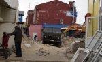 В Волгограде приставы сносят торговые ряды на Тракторозаводском рынке