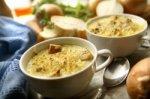 Луковый суп итальянский