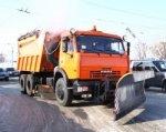 Мосты и дороги Ростова обработают противогололедной смесью