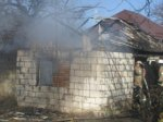 В Адыгее детская шалость стала причиной пожара
