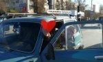 В Волгограде полицейские раздали автомобилистам 300 сердец