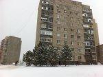 В Белой Калитве два дня шел снег