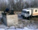 На трассе в Ростовской области перевернулась «Газель»