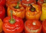 Гемиста (фаршированные овощи по-гречески)