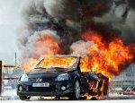 Безработный житель Волгоградской области, поссорившись с другом, сжег его машину