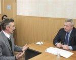 Донской губернатор будет общаться с жителями через Интернет