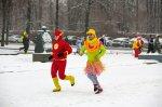 Жители Сочи проведут забег в маскарадных костюмах