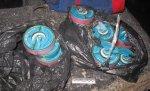 В рейсовом автобусе под Волгоградом полицейские обнаружили 34 килограмма черной икры