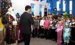 «Ростелеком» подарил новогодний праздник воспитанникам Волгоградской коррекционной школы-интерната № 4