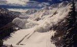 В горах Сочи прогнозируют лавиноопасность