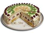 """Торт """"Фруктовая радуга"""""""