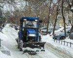 Ростовские улицы продолжают убирать от снега