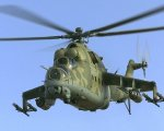 На авиабазе армейской авиации в Краснодарском крае началось строительство стоянок для ударных вертолетов