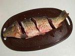 Заливное из красной рыбы