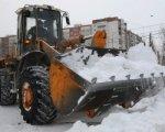 За сутки с улиц Ростова вывезли более 8000 тонн снега